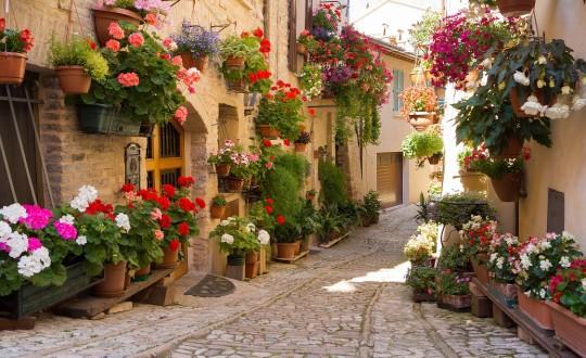 Glamping en Italie