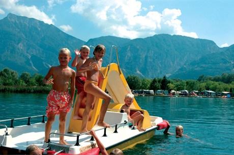 Lago di Levico - Glampingguide.fr