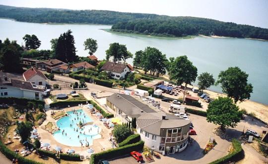 Club Lac de Bouzey - Glampingguide.fr