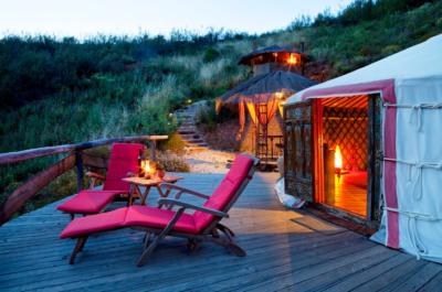 Eco-Lodge Brejeira - Glampingguide.fr