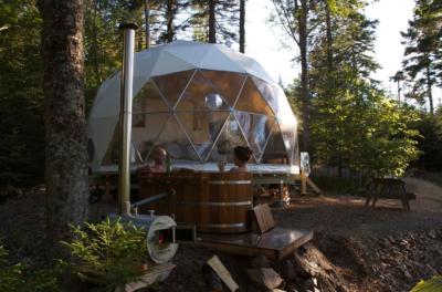 Ridgeback Lodge - Glampingguide.fr