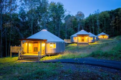 Savage River Lodge - Glampingguide.fr