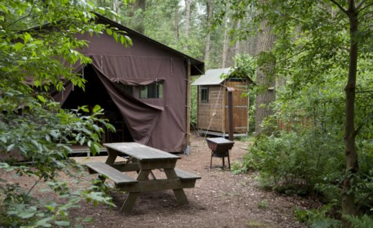 Qu'est-ce que le 'Glamping' ? - Glampingguide.fr