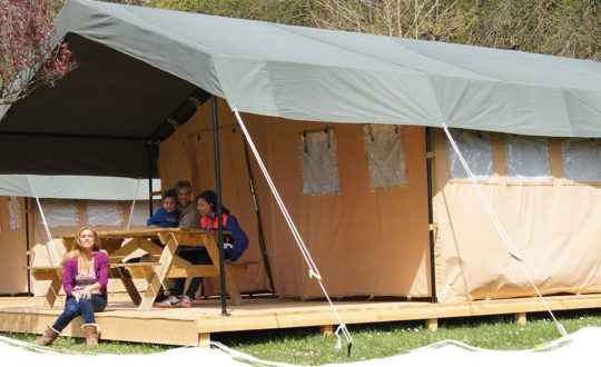 Outdoor Camping Barvaux - Glampingguide.fr