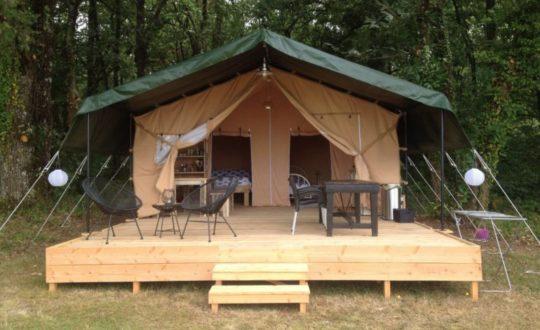 Les Cabanes de Rouffignac - Glampingguide.fr
