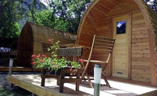 Camp Liza - Glampingguide.fr