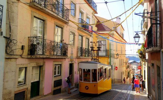 Glamping au Portugal