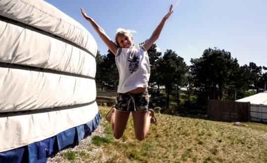 Texel Yurts - Glampingguide.fr