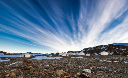 White Desert - Glampingguide.fr