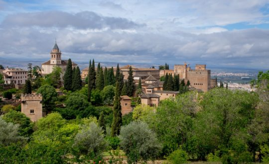 Glamping en Andalousie