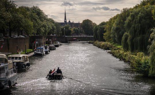 Glamping en Brabant du Nord