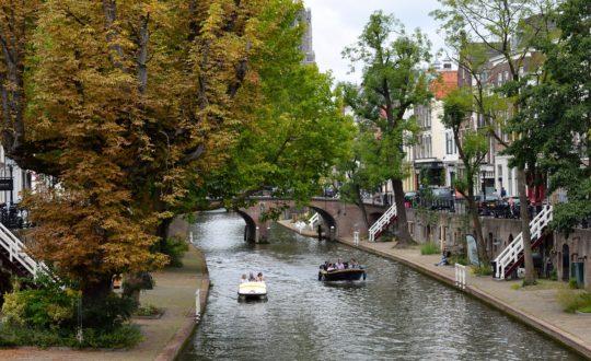 Glamping en Utrecht